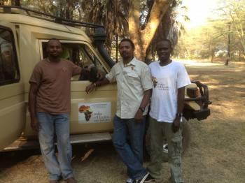 Tanganyika Ancient Routes  Staff Team Lake Eyasi